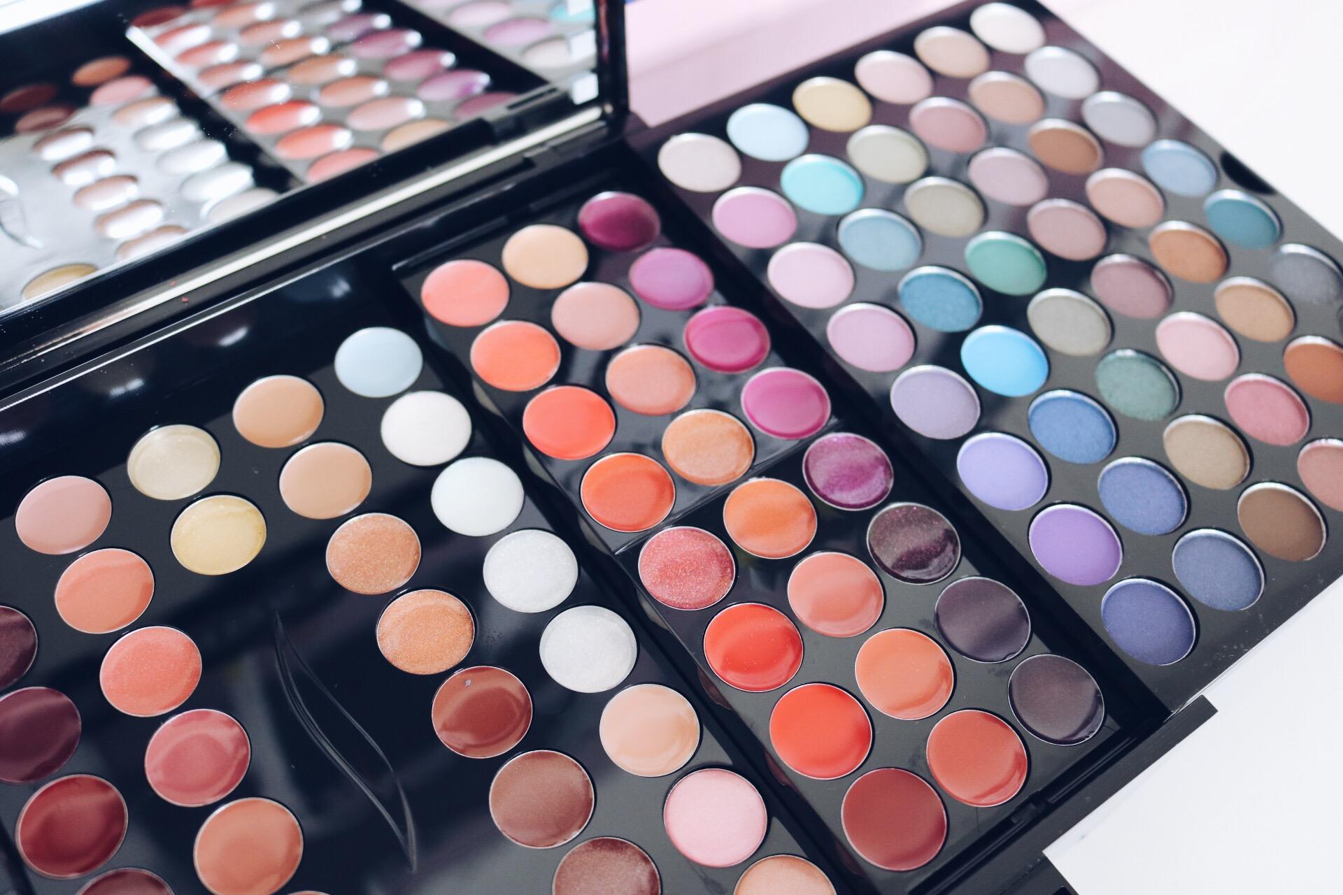 Sephora Palette Makeup Studio läpprodukter palett läpp palett