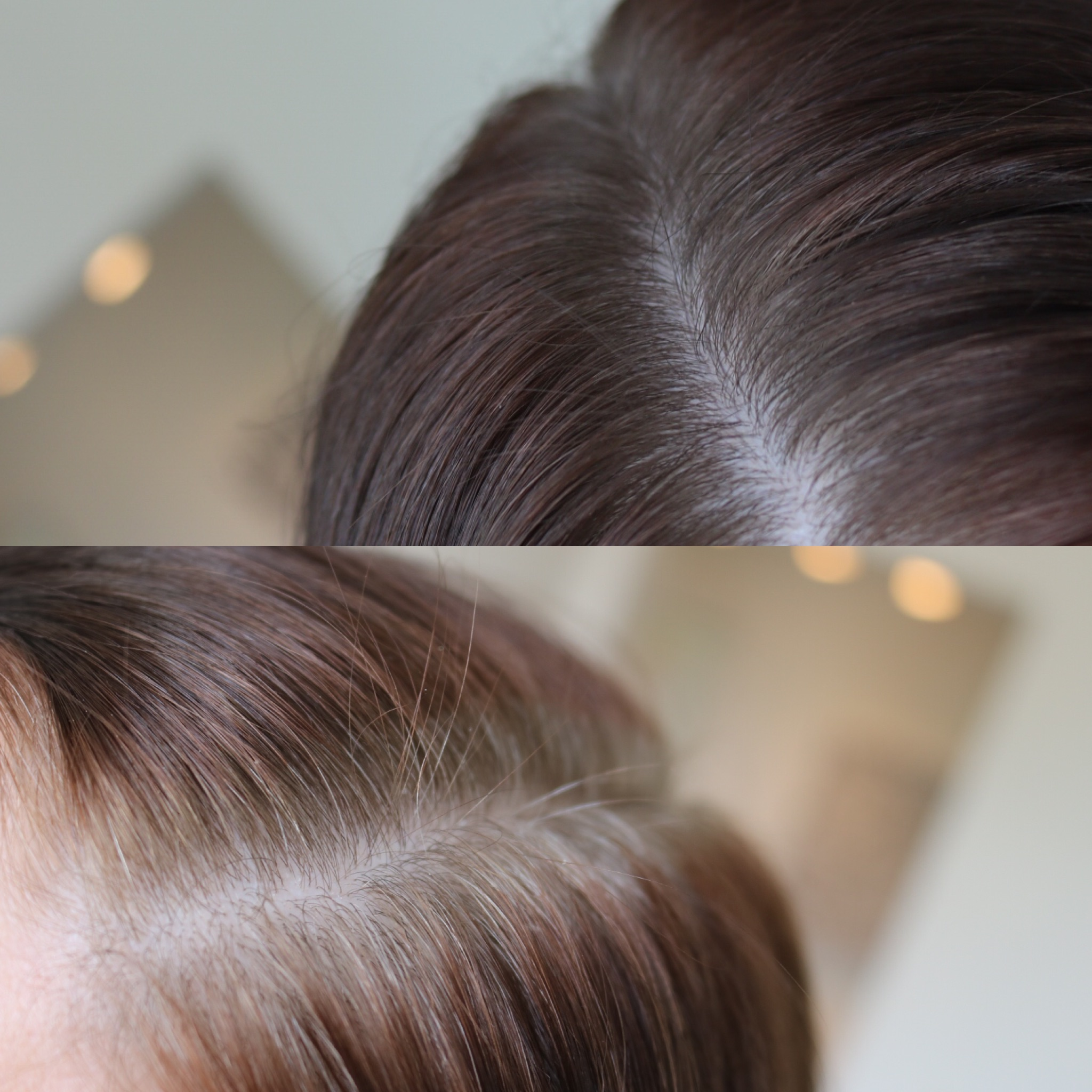 Vision haircare cover up test pressutskick skönhetsblogg amandahans skönhetsbloggare torrschampo före efterbild