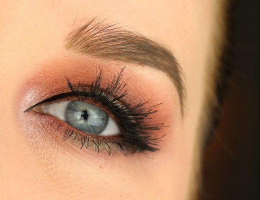 Höstinspirerad sminkning, amandahans amanda hansson skönhetsblogg skönhetsbloggare sminkning inspiration tips inspo makeup makeup geek house of lashes