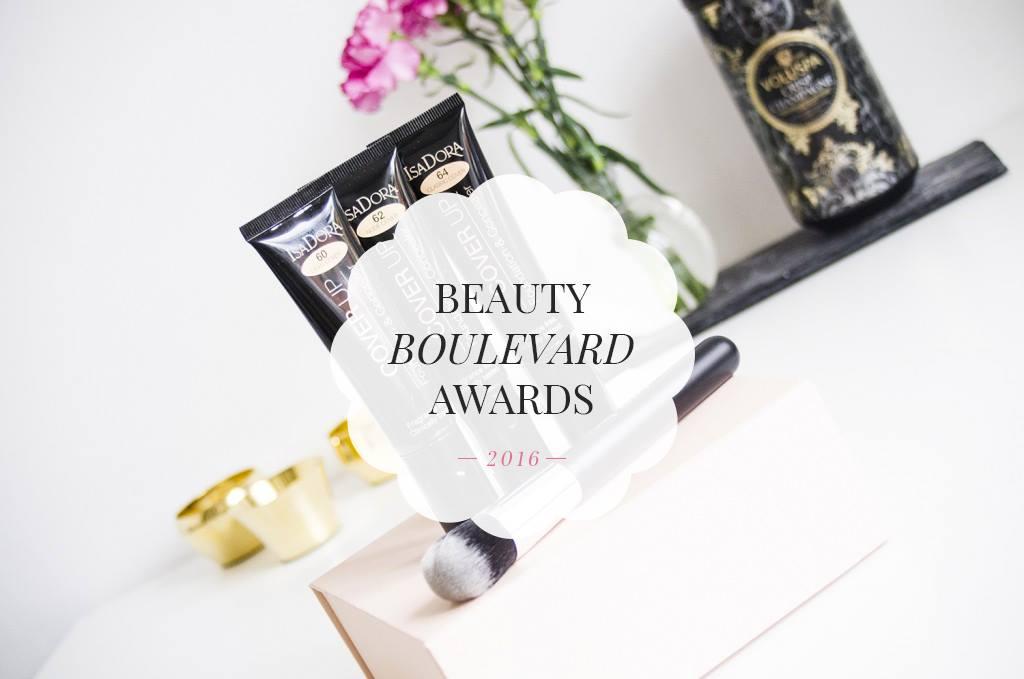 Rösta på mig i årets Beauty Boulevard awards, amandahans slkönhetsblogg årets bästa recensent, skönhet, bloggare,