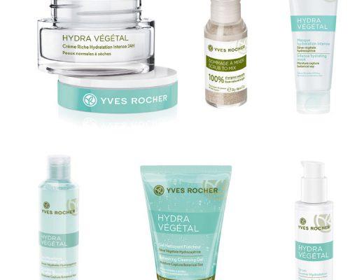 Återfuktande ansiktsvård från Yves Rocher, amandahans, skönhetsblogg, beautyblog, skönhetsbloggare, yves rocher, amandahans