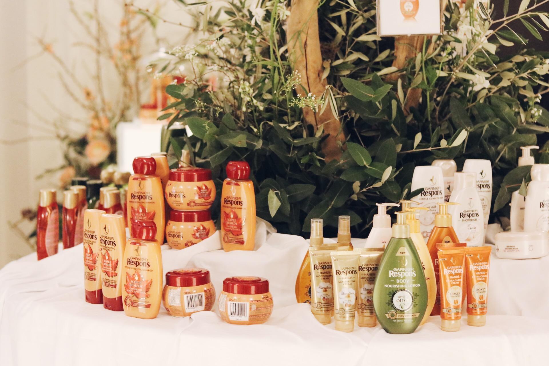 Apoliva, Daisy Beauty Expo 2017, Garnier, LÓréal, produkter, nyheter 2017, revlon, hårvård, amandahans, skönhetsblogg, Yves Rocher, Palina, Makiash, Eucerin