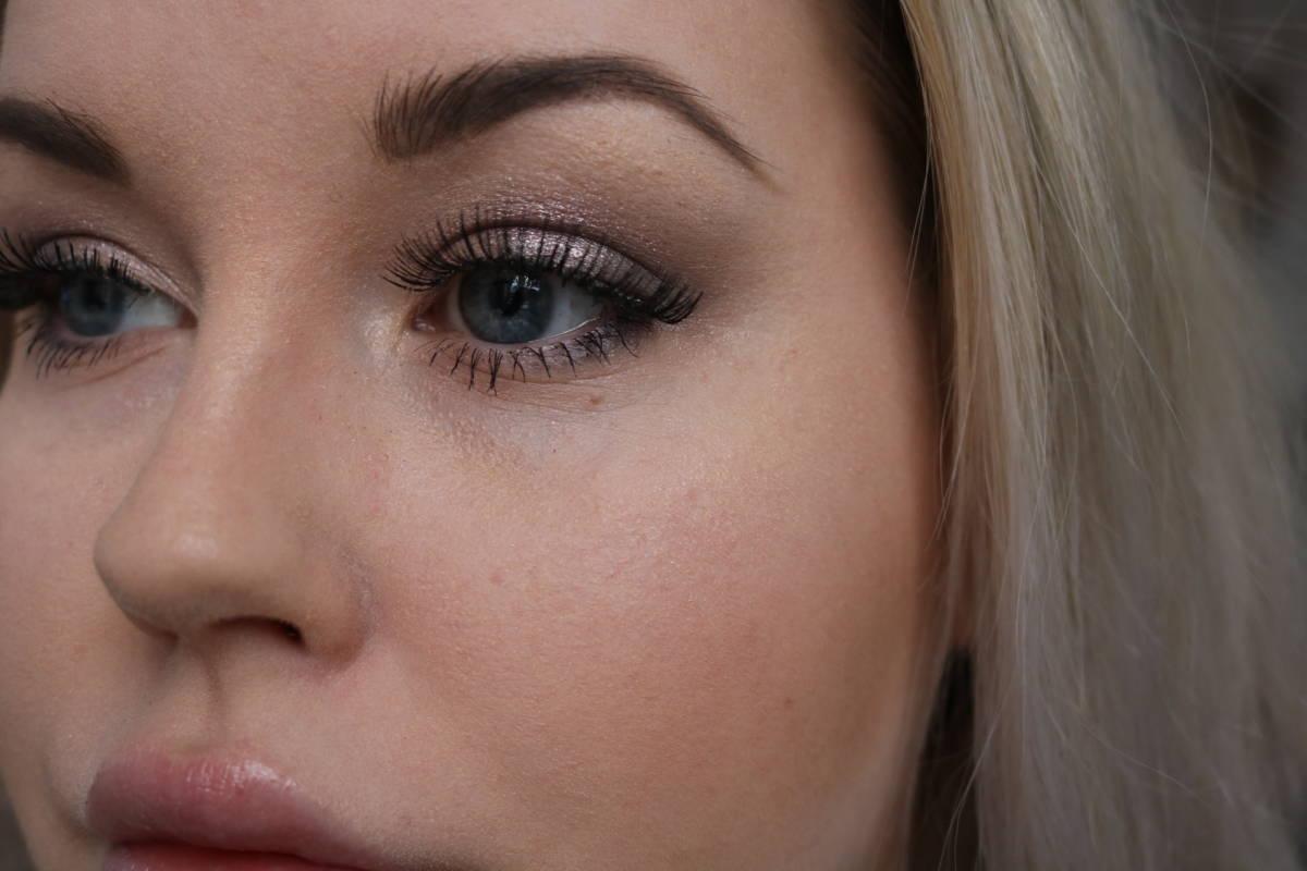 Den perfekta vardagssminkningen amandahans skönhetsblogg tips sminkning förstorade läppar