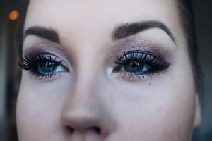 plum makeup sminkning amandahans