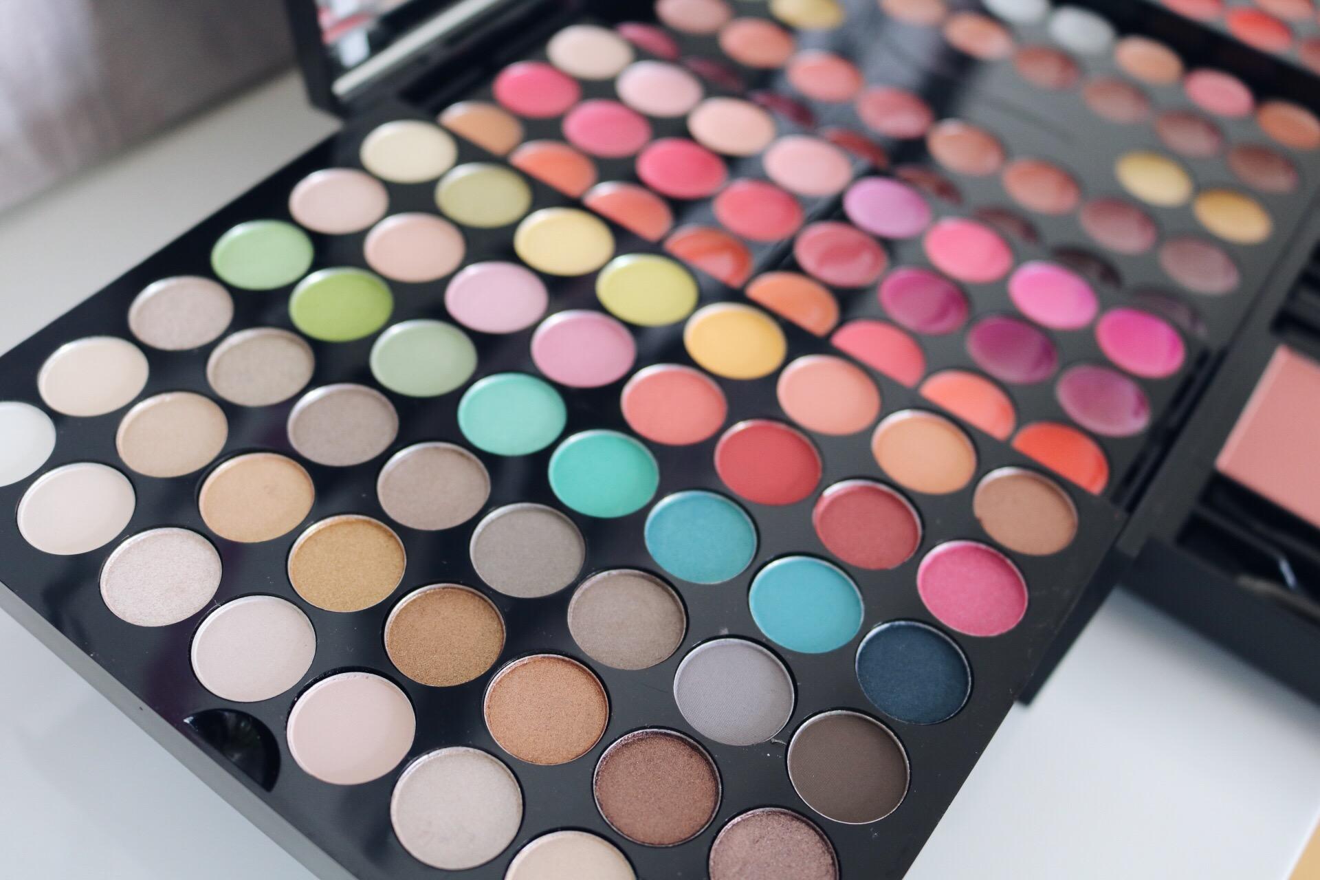 Sephora Palette Makeup Studio ögonskuggor palett