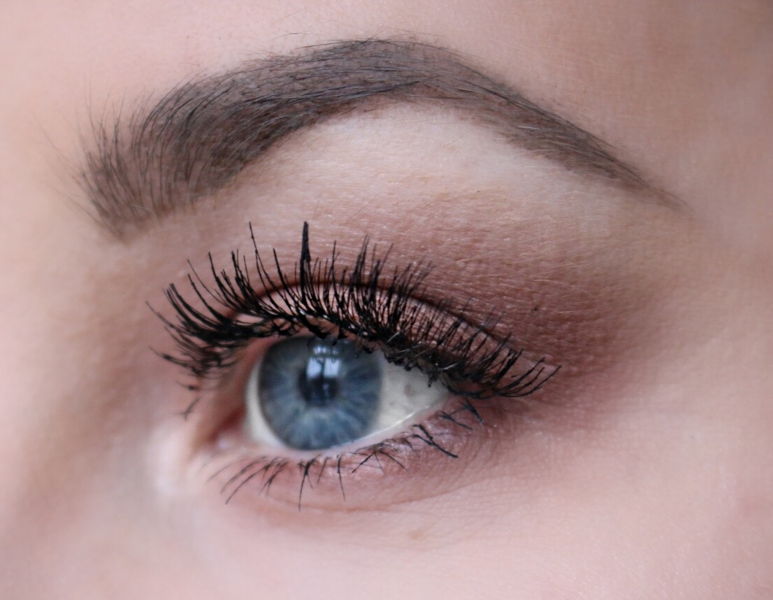 Sweed Lashes Linda Hallberg edition sminkning test recension Amanda Testar