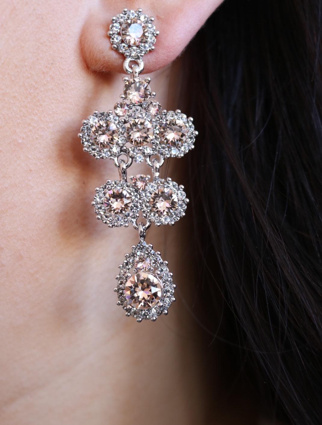 Lily and Rose smycken örhänge ring sofia armband skönhetsblogg silk