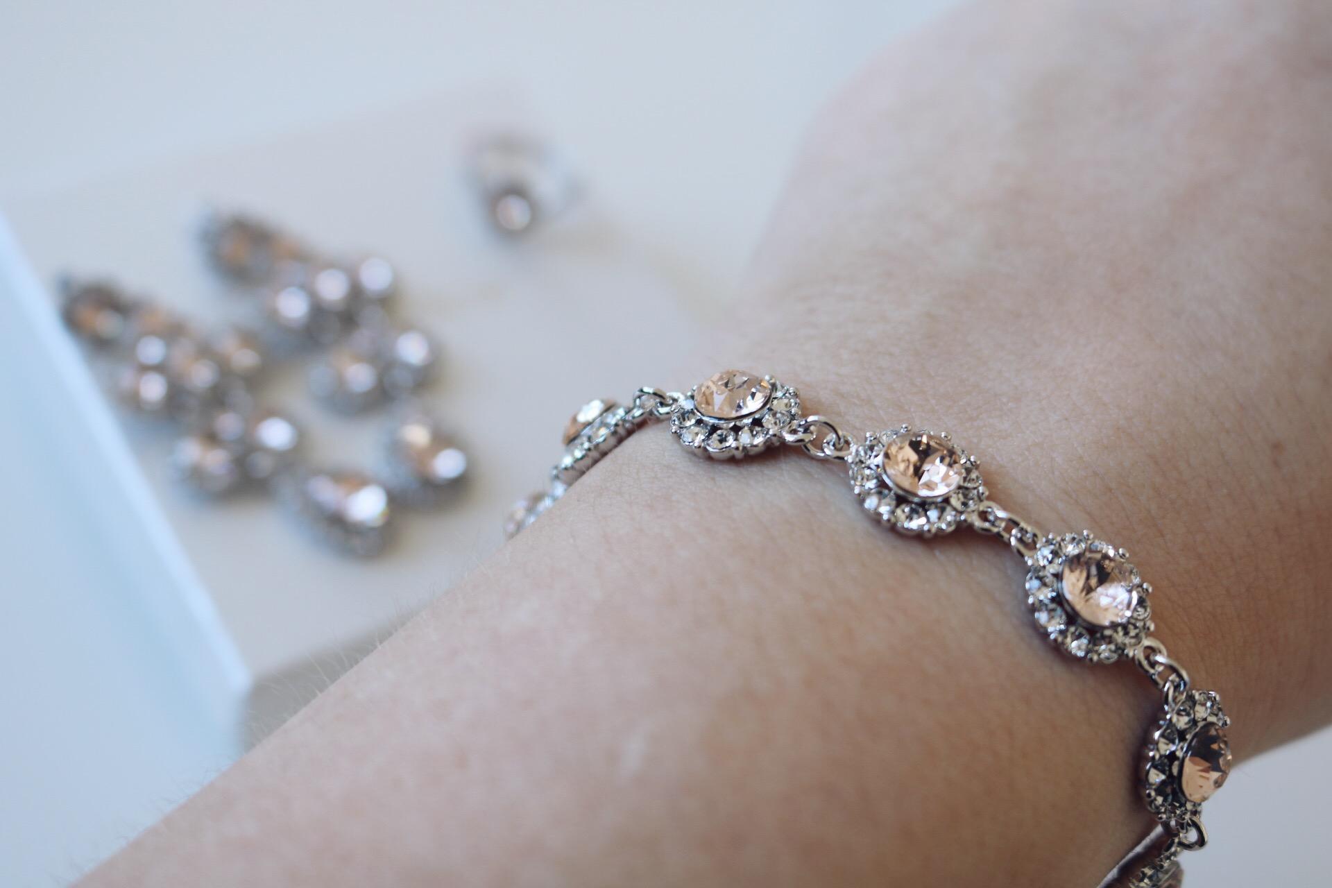 Lily and Rose smycken armband skönhetsblogg silk