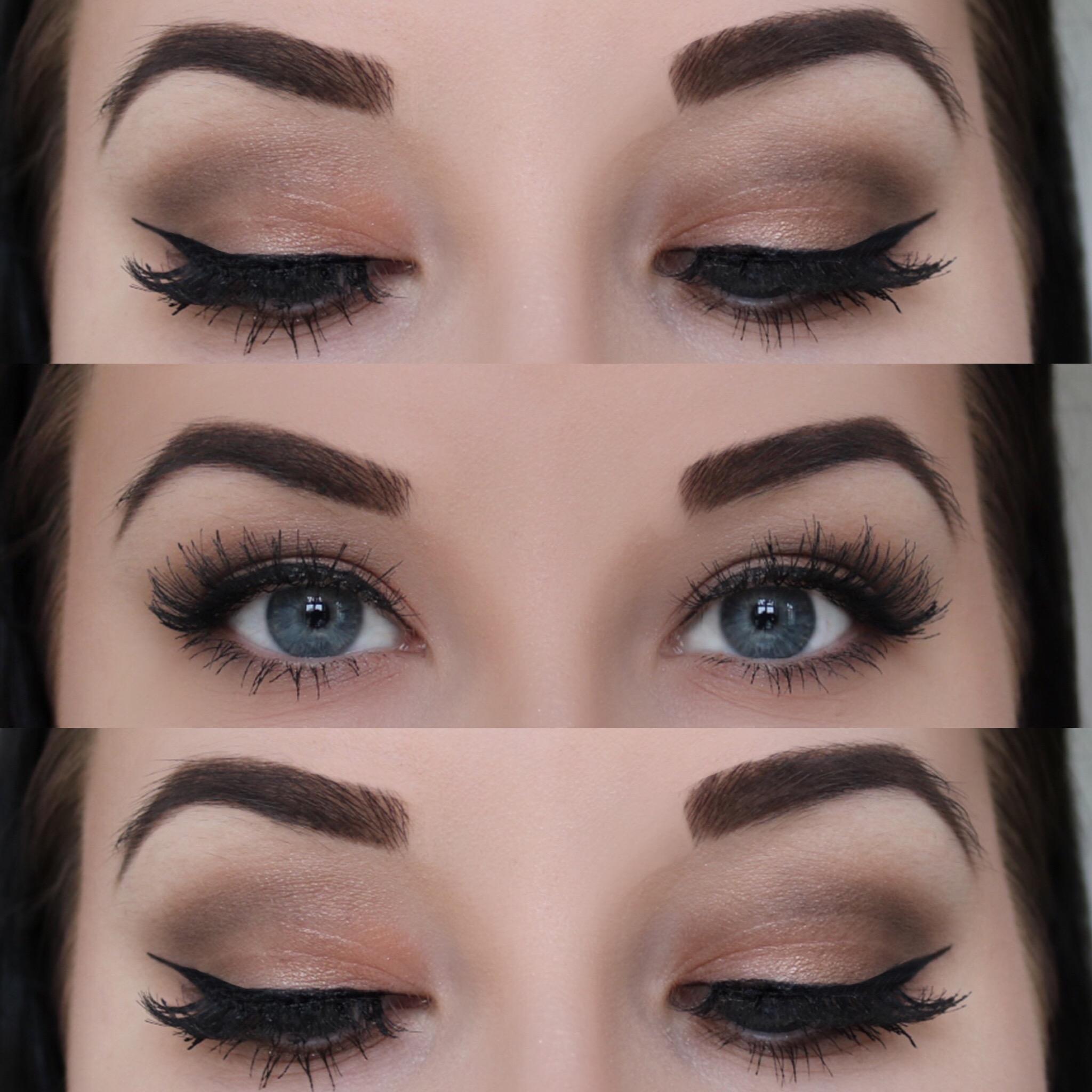 Mörk sotning Tarte Cosmetics tips skönhetsblogg amandahans sminkning