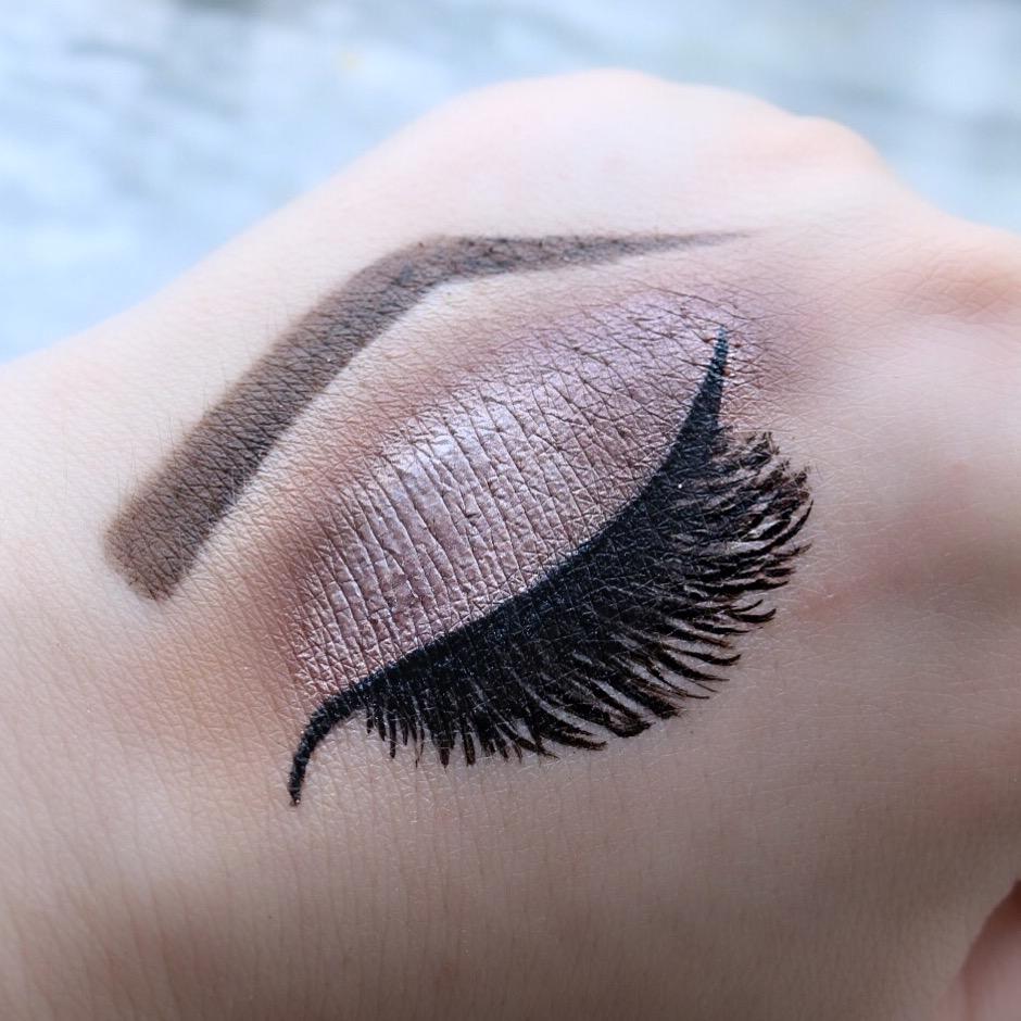 Makeupgeek ögonskuggor hand makeup amandahans skönhetsblogg MUG skuggor