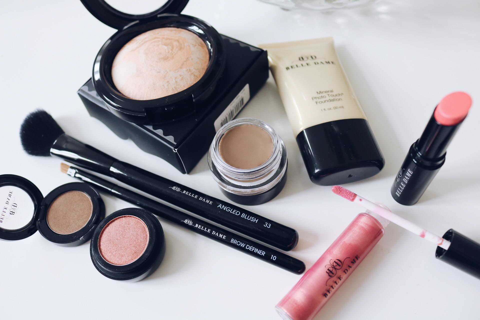 Belle Dame DIY makeup smink koncept hjälp med smink stockholm butik webbshop amandahans skönhetsblogg pressutskick
