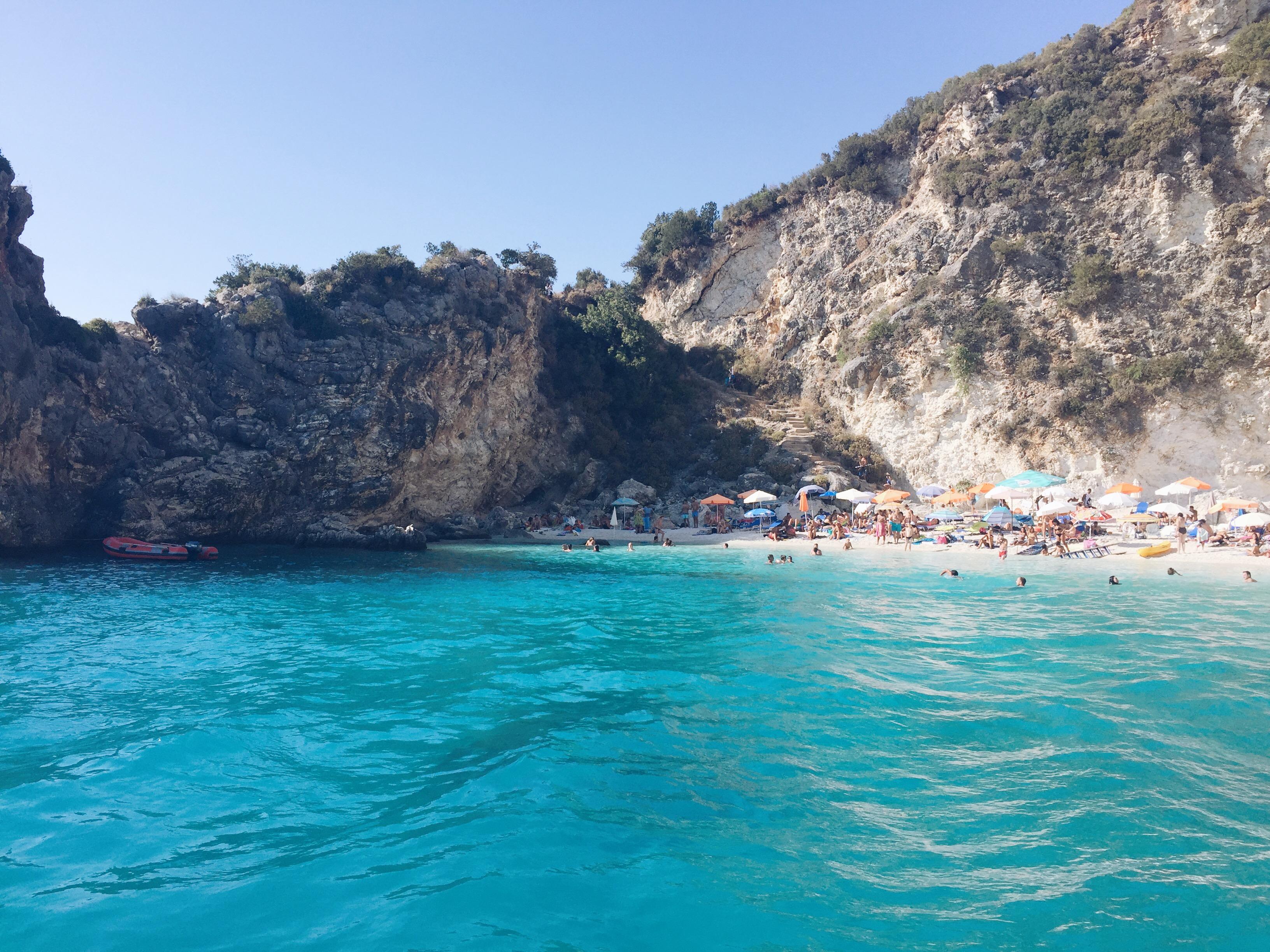 Grekland amandahans Agiofili beach, skönhetsblogg, skönhetsbloggare, amandahans, grekland, båt, segling, semester