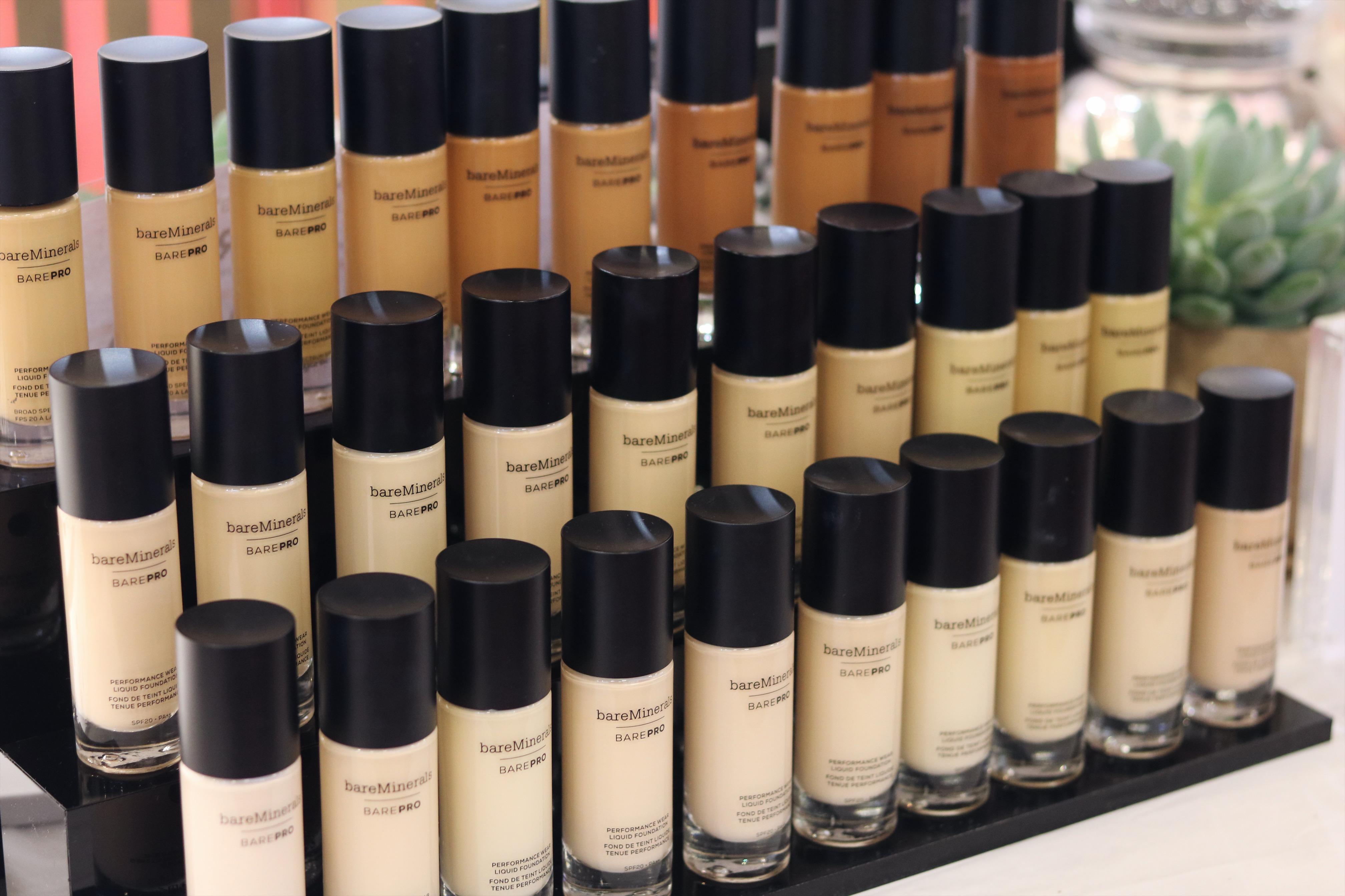 Hud och Kosmetikmässan, Hud & Kosmetikmässan 2017, press, skönhetsblogg, Ellance, Dr DEnnis Gross, Spectralite, bareMinerals, Barepro, Brow Master, Barber Pro, BarePro