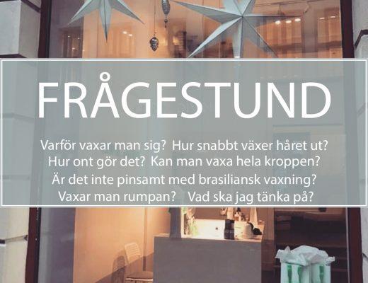 Clinic Divine, Clinic Divine Malmö, brasiliansk vaxning, vaxning malmö, frågestund vaxning, fråga vad du vill om vaxning, amandahans, skönhetsblogg